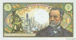 5 Francs PASTEUR FRANCE  1969 F.61.10 pr.SPL