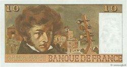 10 Francs BERLIOZ sans signatures FRANCE  1978 F.63bis.01 TTB à SUP