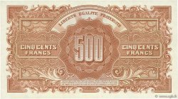 500 Francs MARIANNE FRANCE  1945 VF.11.02 SPL+