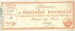 100 Francs avec série FRANCE  1796 Ass.60a SUP+