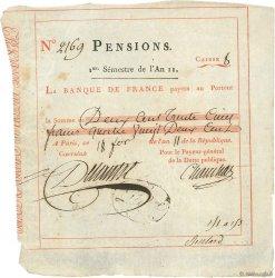 235 Francs FRANCE  1802  TTB