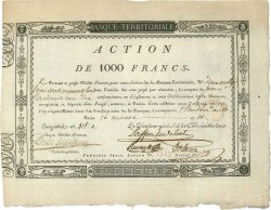 1000 Francs FRANCE  1803