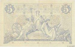 5 Francs NOIR FRANCE  1874 F.01.25 TTB+