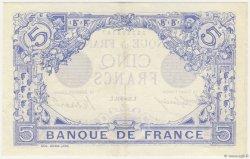 5 Francs BLEU FRANCE  1915 F.02.33 pr.SPL