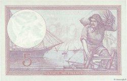 5 Francs VIOLET FRANCE  1933 F.03.17 SPL+