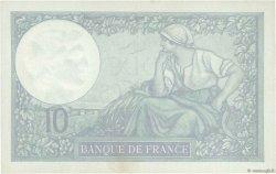 10 Francs MINERVE modifié FRANCE  1939 F.07.01 pr.SPL