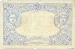20 Francs NOIR FRANCE  1875 F.09.02 TTB+