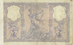 100 Francs ROSE ET BLEU FRANCE  1893 F.21.06 TB