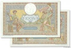 100 Francs LUC OLIVIER MERSON sans LOM FRANCE  1914 F.23.06 SUP+