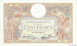100 Francs LUC OLIVIER MERSON type modifié FRANCE  1938 F.25.32 SUP