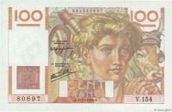 100 Francs JEUNE PAYSAN FRANCE  1946 F.28.11 SUP+