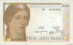 300 Francs FRANCE  1938 F.29.02 TTB