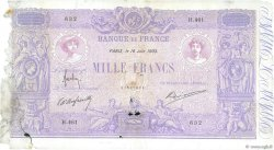 1000 Francs BLEU ET ROSE FRANCE  1903 F.36.17 B