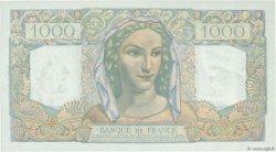 1000 Francs MINERVE ET HERCULE FRANCE  1949 F.41.28 Pr.NEUF