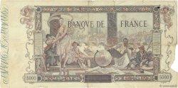 5000 Francs FLAMENG FRANCE  1918 F.43.01 TB
