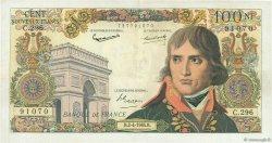 100 Nouveaux Francs BONAPARTE FRANCE  1964 F.59.26 TTB+