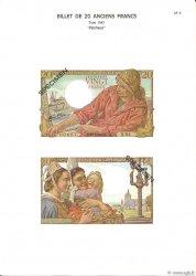 20 Francs PÊCHEUR FRANCE  1975 F.13pl NEUF