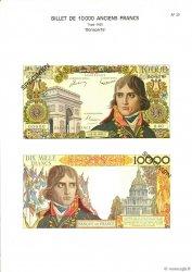 10000 Francs BONAPARTE FRANCE  1975 F.51pl NEUF