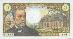 5 Francs PASTEUR FRANCE  1969 F.61.10 SPL