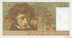10 Francs BERLIOZ FRANCE  1973 F.63.02 SUP