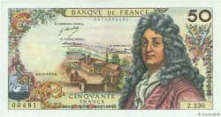 50 Francs RACINE FRANCE  1973 F.64.25 SPL