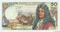 50 Francs RACINE FRANCE  1975 F.64.31 SPL