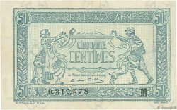 50 Centimes FRANCE  1917 VF.01.13 SUP+