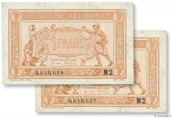 1 Franc TRÉSORERIE AUX ARMÉES FRANCE  1917 VF.03.14 pr.NEUF