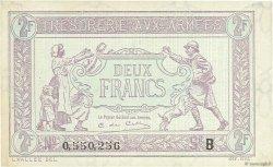 2 Francs TRÉSORERIE AUX ARMÉES FRANCE  1917 VF.05.02 SUP+