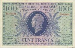 100 Francs FRANCE  1943 VF.06.01 TTB+