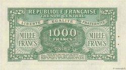1000 Francs MARIANNE FRANCE  1945 VF.13.02 SUP+