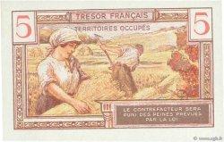 5 Francs TRÉSOR FRANÇAIS FRANCE  1947 VF.29.01 pr.NEUF