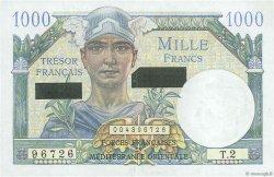 1000 Francs SUEZ FRANCE   VF.43.01 SUP
