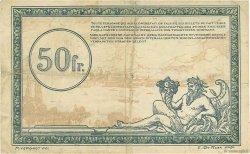 50 Francs FRANCE  1923 JP.09 pr.TTB