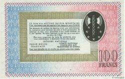 100 Francs FRANCE régionalisme et divers  1941 - SPL
