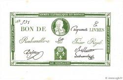 50 Livres FRANCE  1794 Laf.278 pr.NEUF