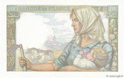 10 Francs MINEUR FRANCE  1941 F.08.00 NEUF