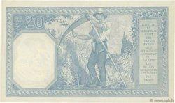 20 Francs BAYARD FRANCE  1916 F.11.01 pr.SPL