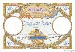 50 Francs LUC OLIVIER MERSON type modifié FRANCE  1933 F.16.04 SPL+