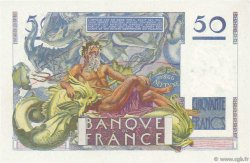 50 Francs LE VERRIER FRANCE  1947 F.20.07