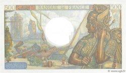 500 Francs COLBERT FRANCE  1943 F.33.00 pr.NEUF