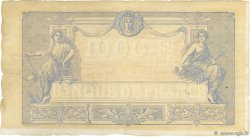 1000 Francs BLEU ET ROSE FRANCE  1890 F.36.02 TB+