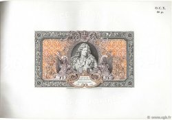 (1000) Francs LOUIS XIV FRANCE  1938 F. SUP