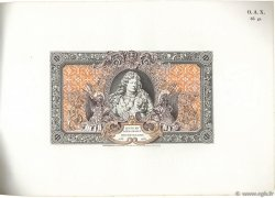 (1000) Francs LOUIS XIV FRANCE  1938 F. SUP