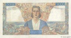 5000 Francs EMPIRE FRANçAIS FRANCE  1945 F.47.22 SUP+