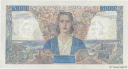 5000 Francs EMPIRE FRANÇAIS FRANCE  1947 F.47.60 pr.SPL