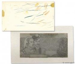 (5000) Francs HENRI II, DIANE DE POITIERS FRANCE  1950 F.- SUP
