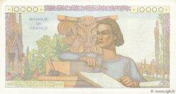 10000 Francs GÉNIE FRANÇAIS FRANCE  1951 F.50.48 pr.SUP