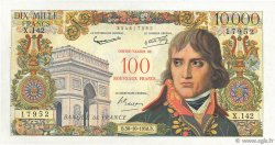 100 NF sur 10000 Francs BONAPARTE FRANCE  1958 F.55.01 SUP