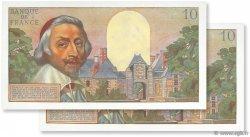10 Nouveaux Francs RICHELIEU FRANCE  1960 F.57.05 SPL